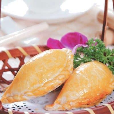 Chaoshan Flavour Crispy Dumpling Recipe