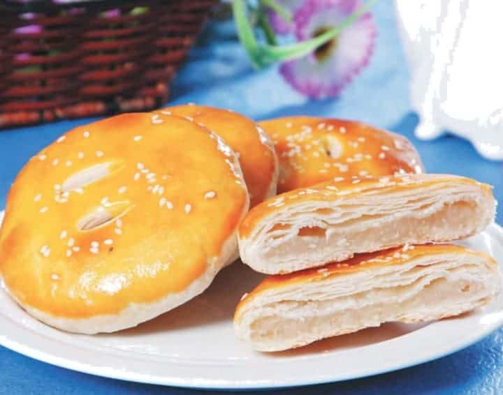 Chinese LaoPo Biscuits Recipe