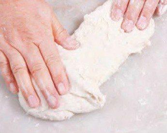 Fried Sesame Cake Recipe step2