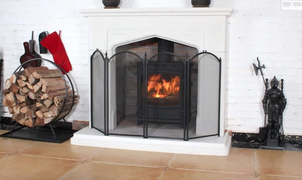 How to Choose the Best Fireplace Screen