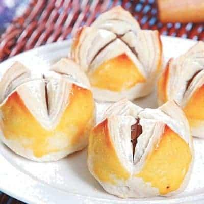 Lotus Paste Pastry Recipe