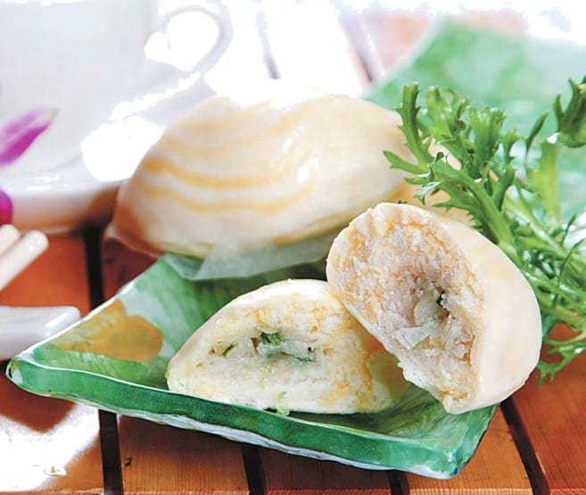 Mulberry Flavour Pork Bun Recipe