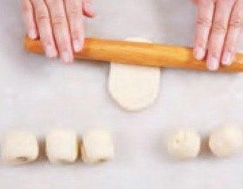 Roasted Bean Paste Crispy Dumpling Recipe step6