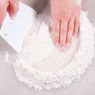 Sesame Paste Bun Recipe step2