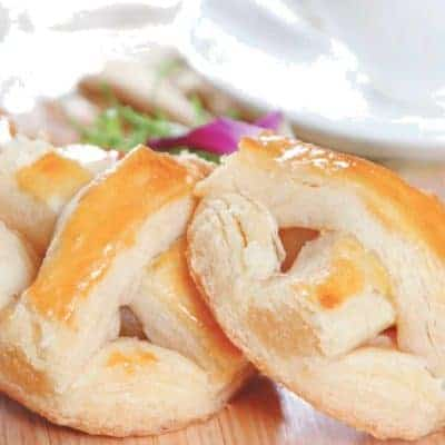 Special Lotus Pastes Pastry Recipe
