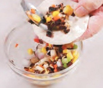 Steamed Oat Flavour Corn Bun Recipe step8