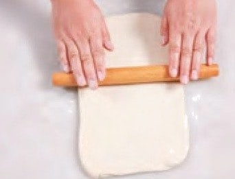 Triangle Pastry Recipe step7