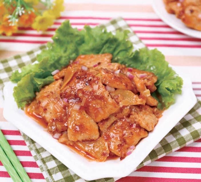 Chinese Fried Pork Tenderloin