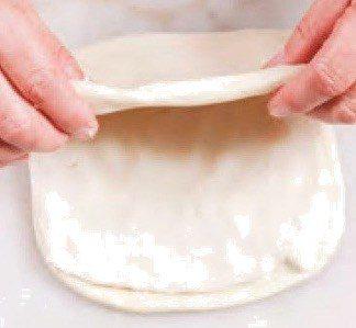 Custard and Cherry Pancake Recipe step7