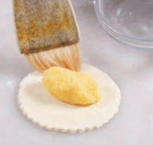 Roasted Coconut Paste Crispy Pancake Recipe step12