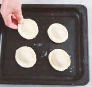 Roasted Coconut Paste Crispy Pancake Recipe step14