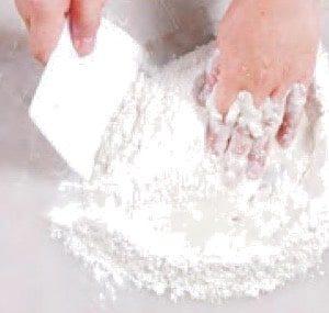 Roasted Coconut Paste Crispy Pancake Recipe step3
