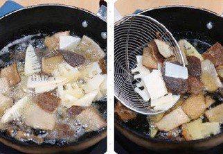 Stir fried Winter Bamboo Shoots Lamb Tripe step8