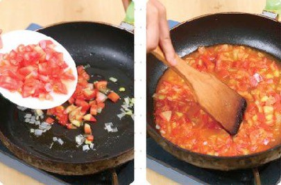 Tomato Juice Pork Chop step7