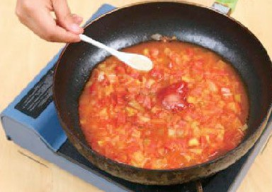 Tomato Juice Pork Chop step8