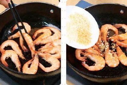 Fujian Flavour Stewed Prawn Recipe step4