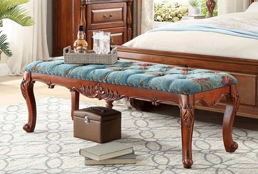 How to Choose the Best Bedroom Bench