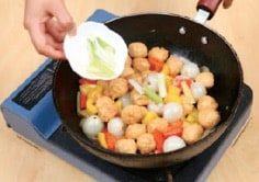 Litchi Chicken Meat Ball step6