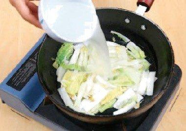 Stewed Grass Carp with Chinese Cabbage YuBaiShao step4