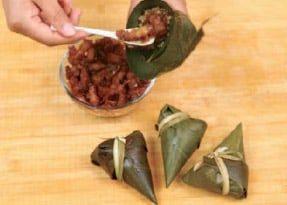 Streaky Pork Glutinous Rice Dumpling Shao Rou Zong step10