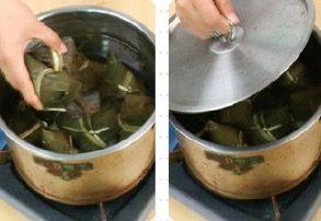 Streaky Pork Glutinous Rice Dumpling Shao Rou Zong step12
