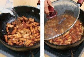 Streaky Pork Glutinous Rice Dumpling Shao Rou Zong step5