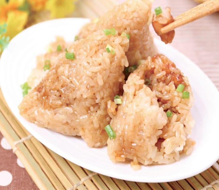 Streaky Pork Glutinous Rice Dumpling Shao Rou Zong