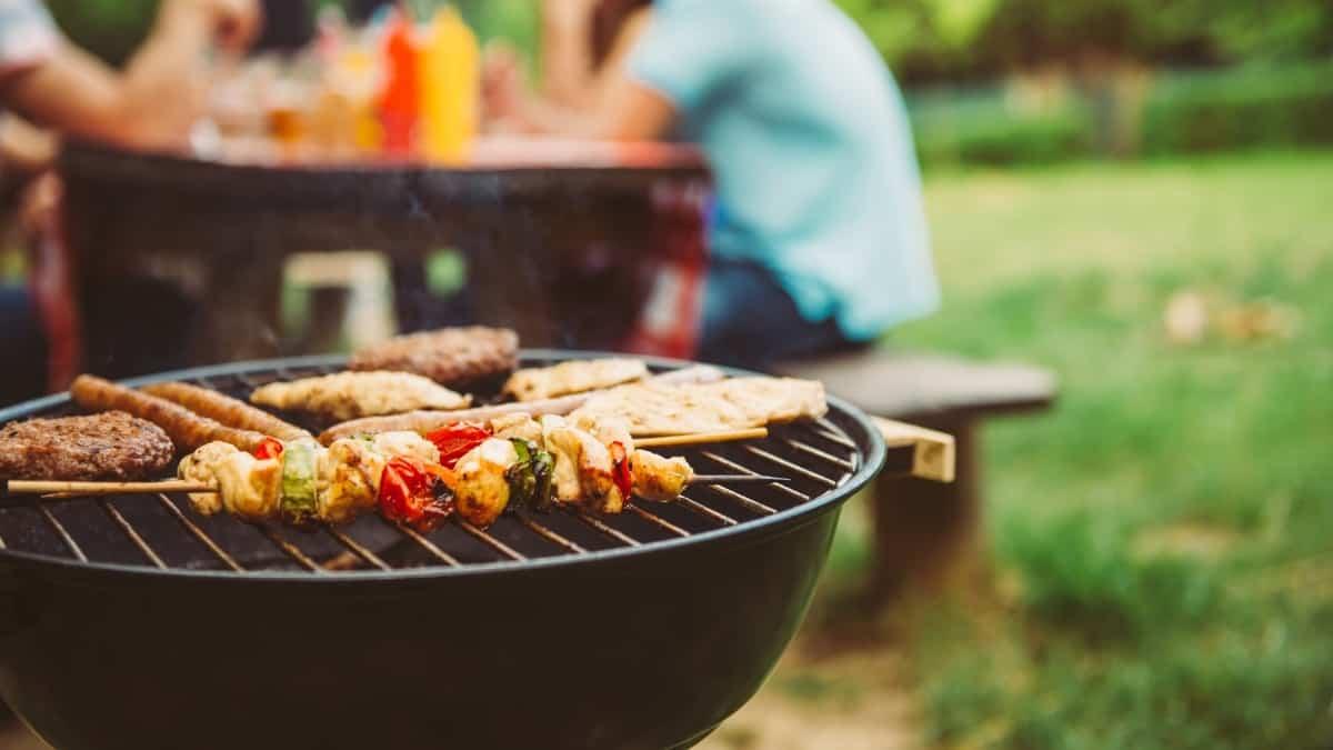 Tips How To Choose An Outdoor Barbecue Grill For Your Small Apartment