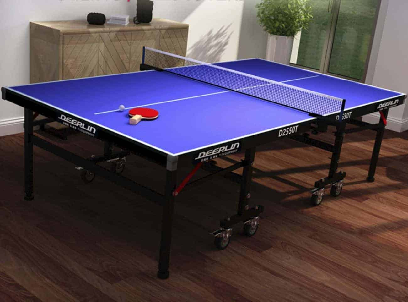 How to Choose the Best Table Tennis Table for Home