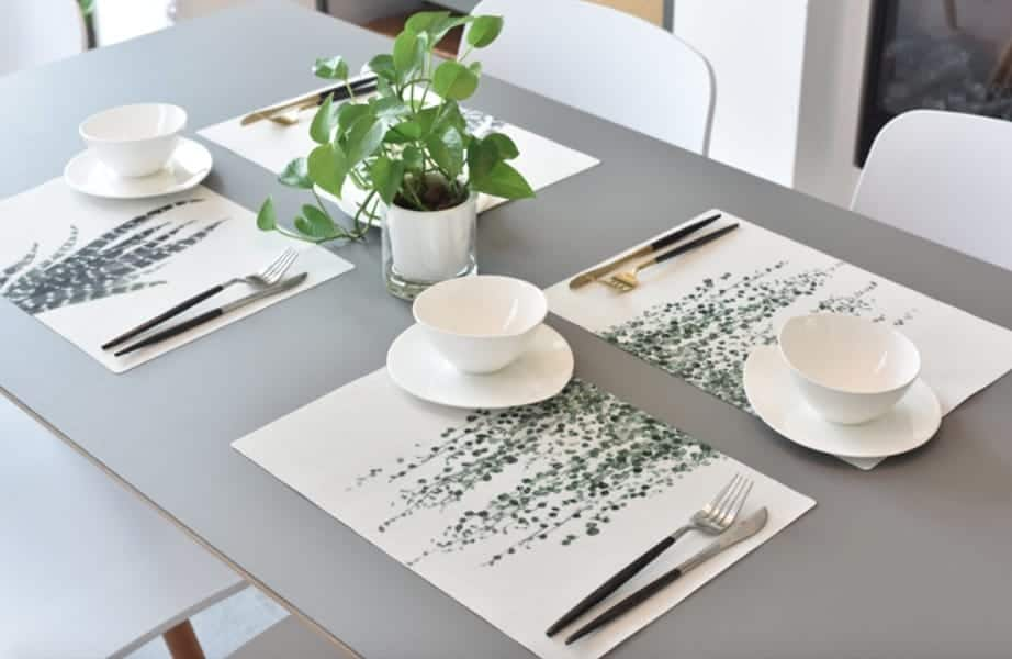 How to Choose the Best Table Placemat