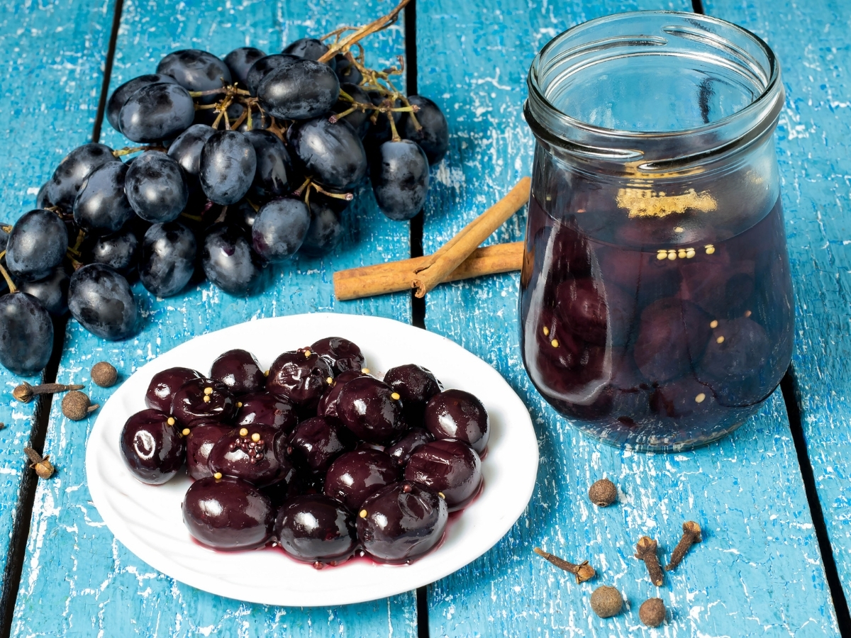 Top 10 Best Canned Grapes