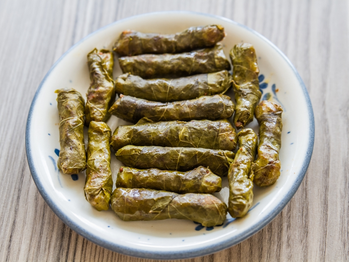 Top Best Canned Stuffed Grape Leaves
