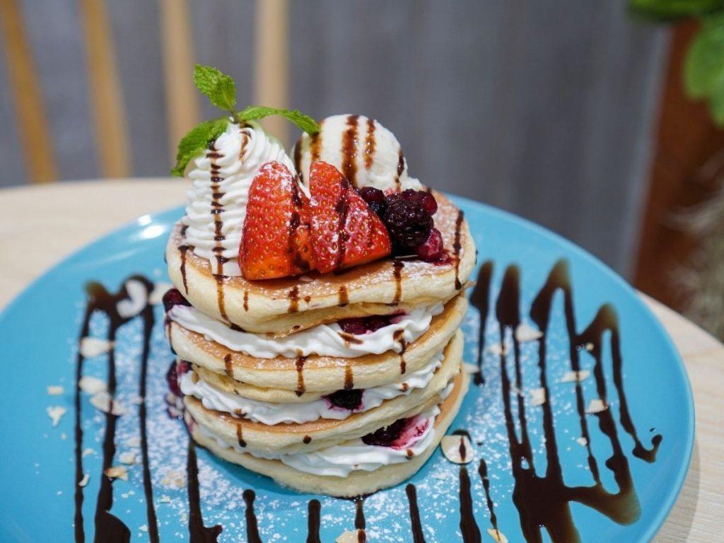 Pancake Baking Mixes Taste Good
