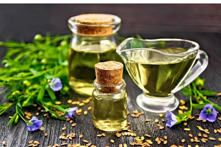 How to Cook Flaxseed Cooking Oil