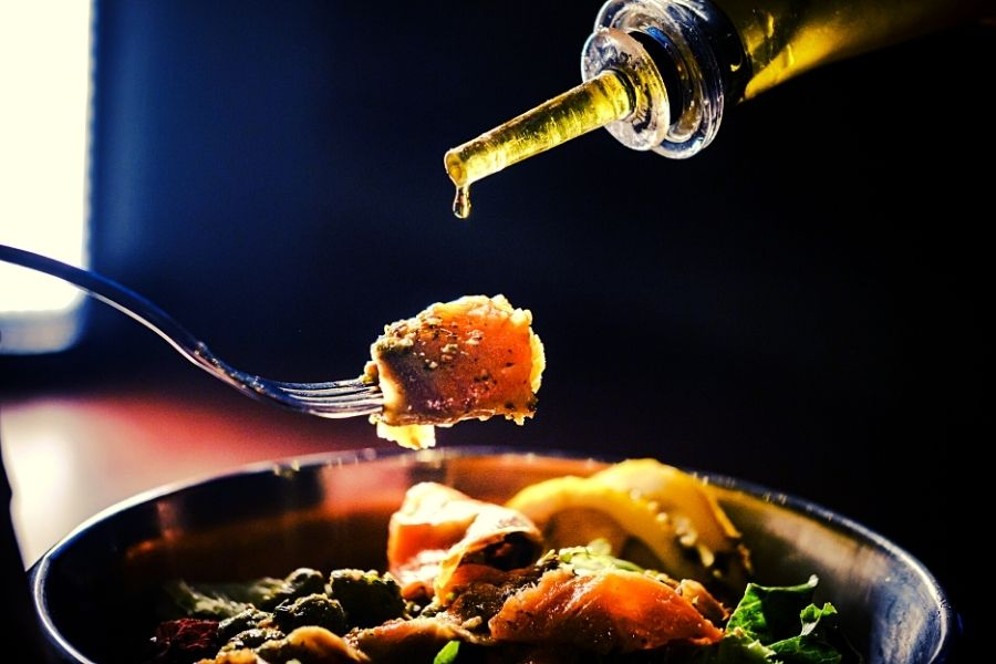 Is Olive Cooking Oil Healthy