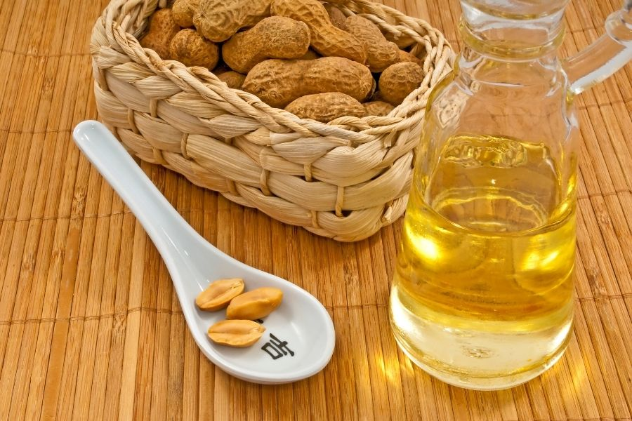 Is Peanut Cooking Oil Healthy
