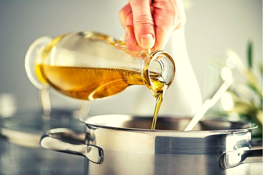 What Features Should You Consider When Buying Olive Cooking Oil
