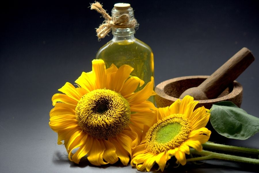 How to Cook Sunflower Cooking Oil