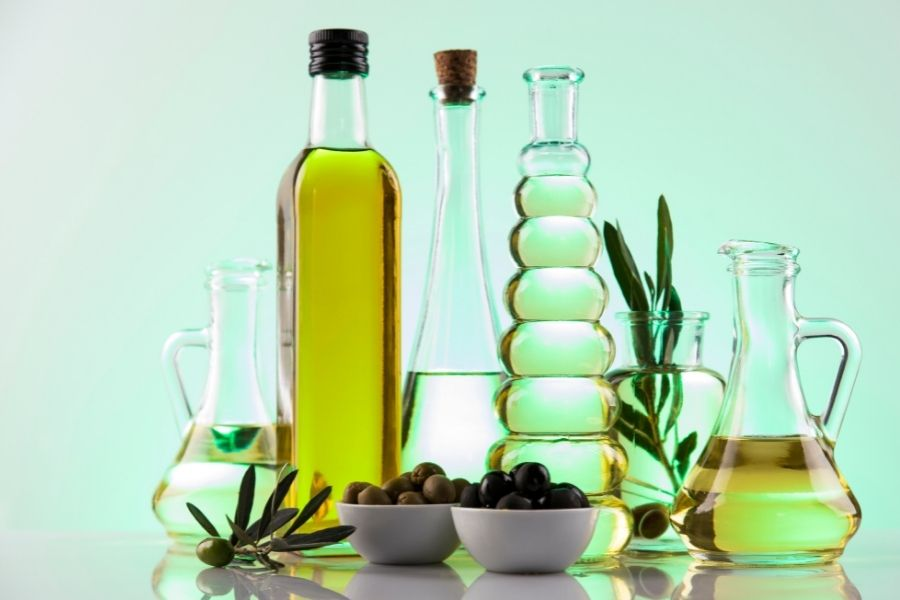 What Is Olive Cooking Oil