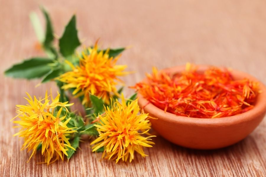 What is Safflower Cooking Oil