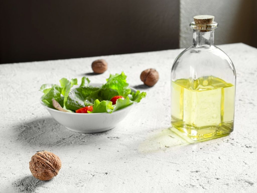 How to Cook Walnut Cooking Oil