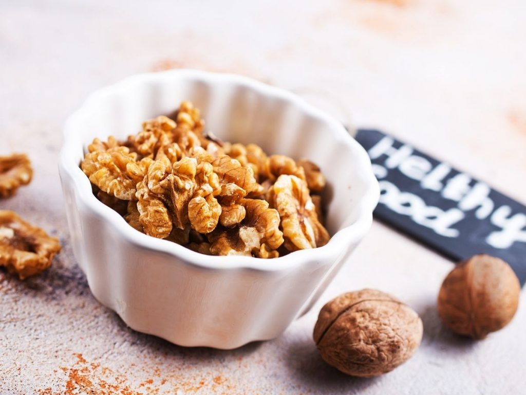 Is Walnut Cooking Oil Healthy