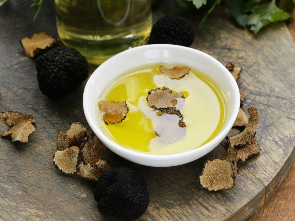 Truffle Cooking Oil