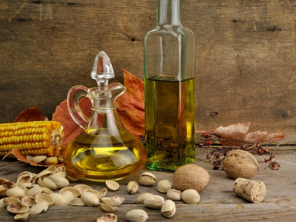 What is Walnut Cooking Oil